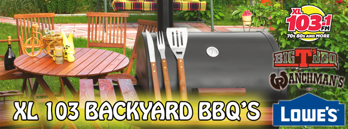 XL 103 Backyard BBQ's